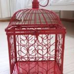 赤い鳥かご