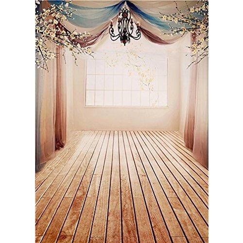 白梅とシャンデリアの部屋(ドール向け)