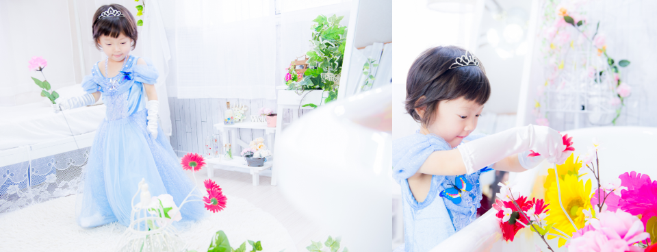White Room Featured 子供写真